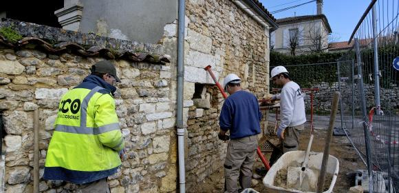 Le chantier d'insertion Cognac